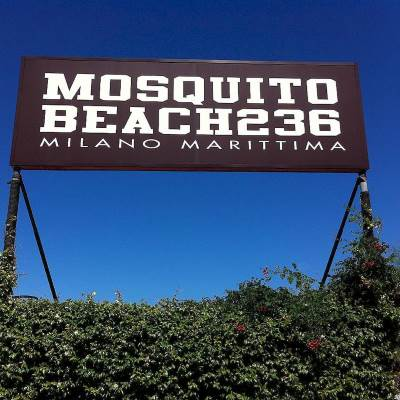 Milano Marittima, Etablissement Balnéaire Mosquito Beach 236