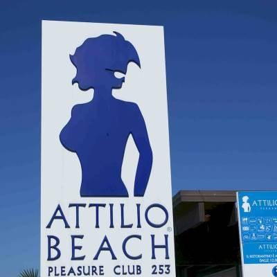 Milano Marittima, Attilio bathing centre 253
