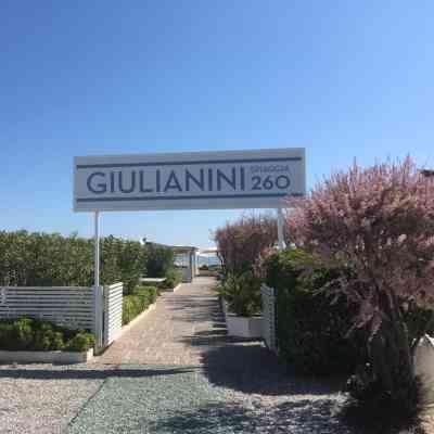 Milano Marittima, Etablissement Balnéaire Giulianini 260