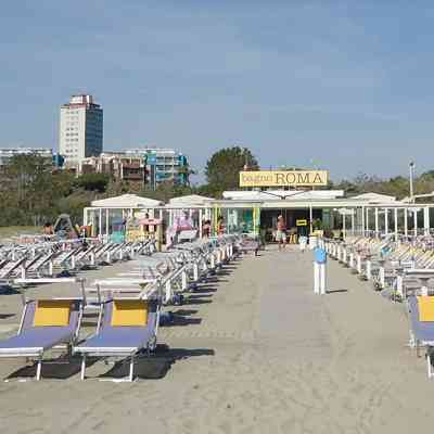 Milano Marittima, Roma bathing centre 269