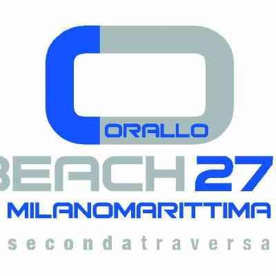 Milano Marittima,  Corallo bathing centre 279