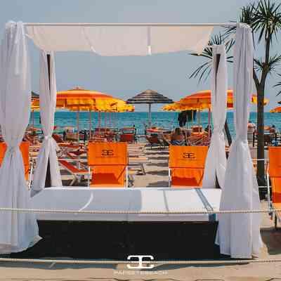 Milano Marittima,  Papeete Beach bathing centre 281