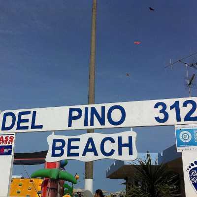 Milano Marittima, Etablissement Balnéaire  Del Pino Beach 312