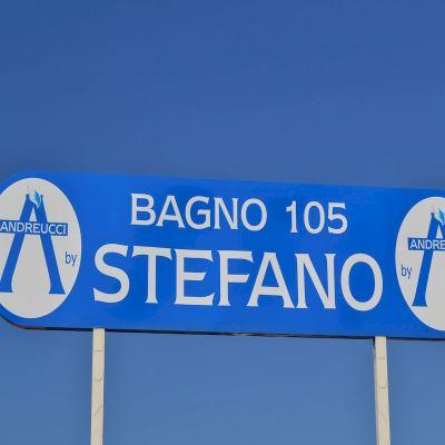Pinarella, Bagno Stefano, 105