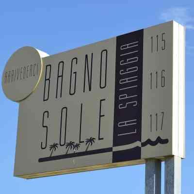 Pinarella, Etablissement Balnéaire Sole,115