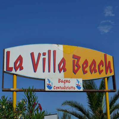 Pinarella, La Villa bathing centre, 118
