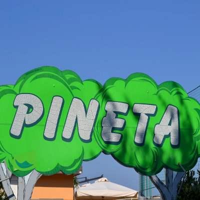 Pinarella, Etablissement Balnéaire Pineta,120