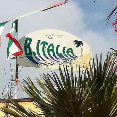 Pinarella, Bagno  Italia Giuliana, 121