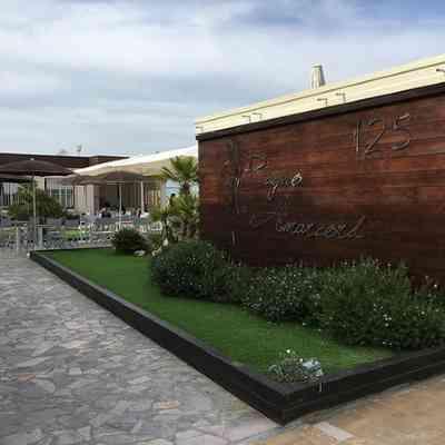 Pinarella,  Amarcord bathing centre, 125