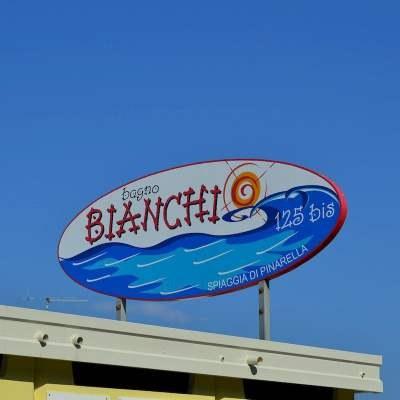 Pinarella, Bianchi bathing centre, 125bis