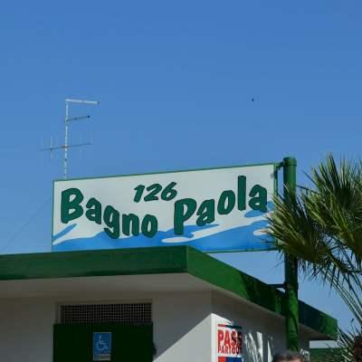 Pinarella,Paula bathing centre, 126