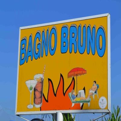 Pinarella, Etablissement Balnéaire Bruno 64