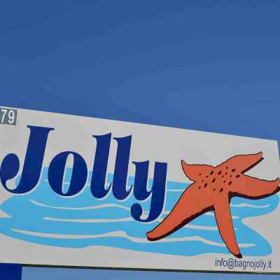 Pinarella, Etablissement Balnéaire Jolly 79