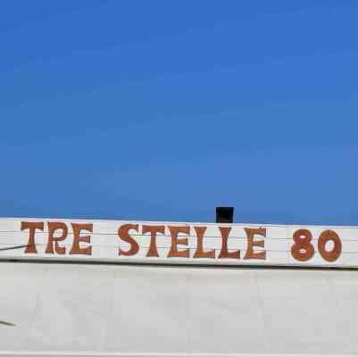 Pinarella, Tre Stelle Strandbad 80