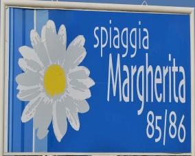 Pinarella,  Margherita bathing centre, 85