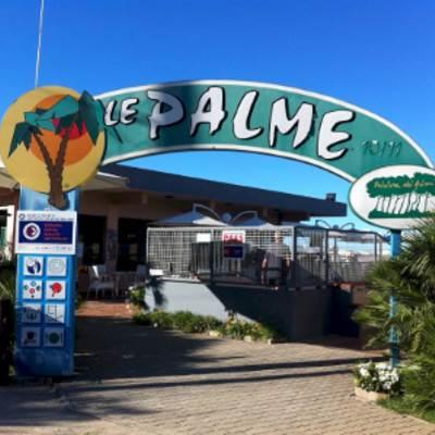 Le Palem bathing centre