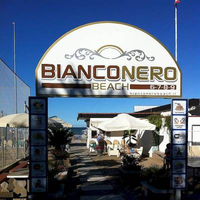 Etablissement Balnéaire Bianconero