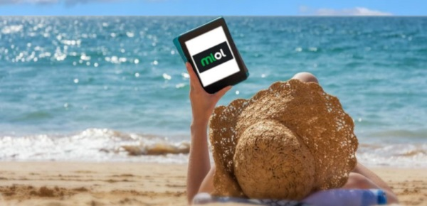 MLOL - sulla spiaggia
