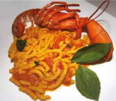 Lobster passatello