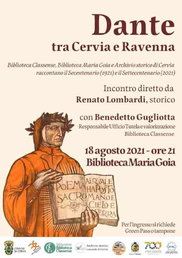 Dante tra Cervia e Ravenna