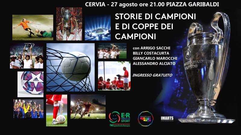 Emilia Romagna, vince lo sport, locandina