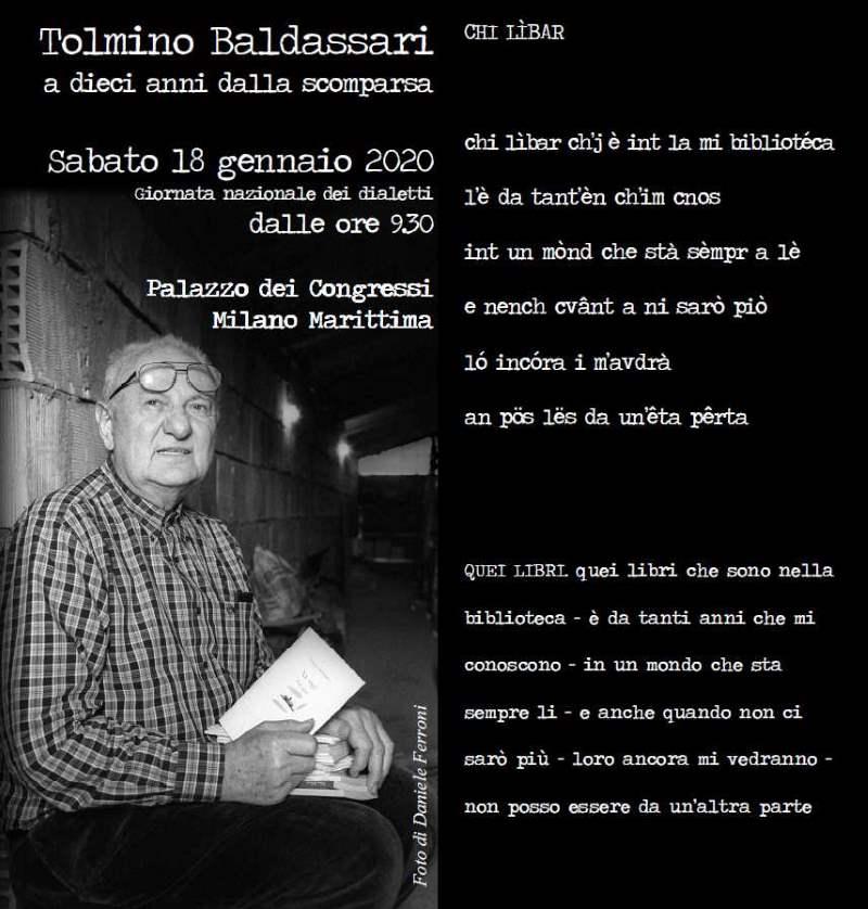 Tolmino Baldassari, pieghevole