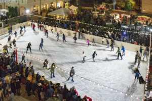 Cervia Emozioni di Natale, pista del ghiaccio