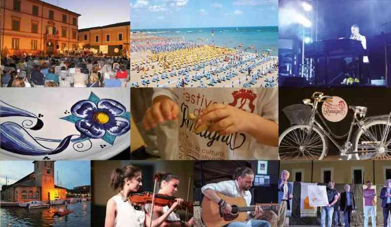 Festival della Romagna, collage