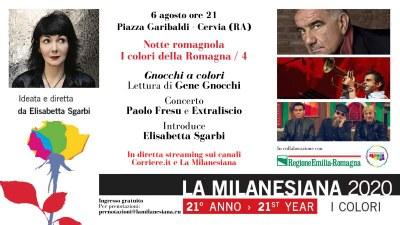 La Milanesiana, Gene Gnocchi a Cervia