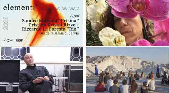 Cristina Rizzo, Franco Mussida a Cervia