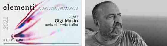 Gigi Masin a Cervia