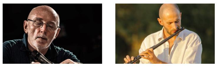 Cervia, Ravenna Festival - Paolo Rumiz e Fabio Mina