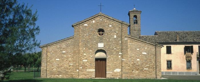 La Pieve di Santo Stefano a Pisignano di Cervia