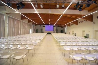 Ravenna Festival, Palazzo dei Congressi interno