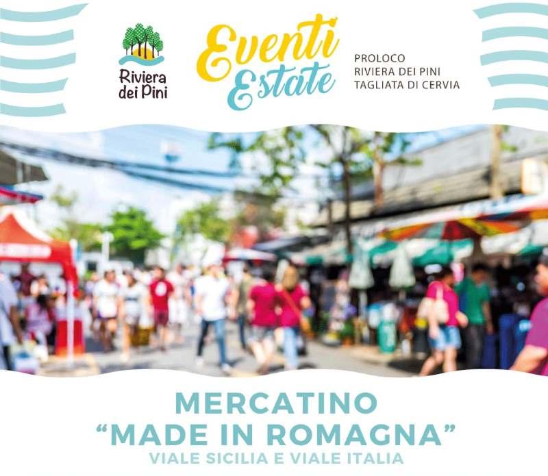 Made in Romagna a Tagliata, locandina