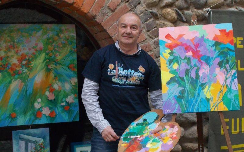Alex Fumagalli, La magia del colore