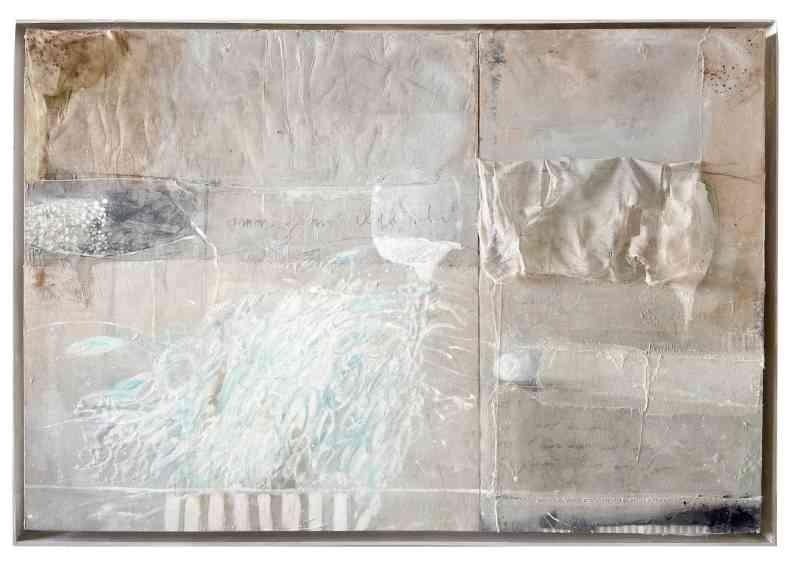 Salis - mostra Mauro Pipani, tecnica mista