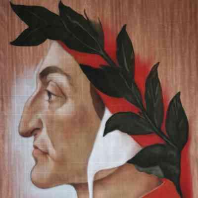 Cervia Città Giardino, il volto di Dante di Andrea Ravo Mattoni