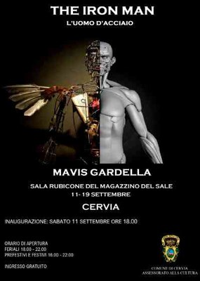 Mavis Gardella, locandina 2021