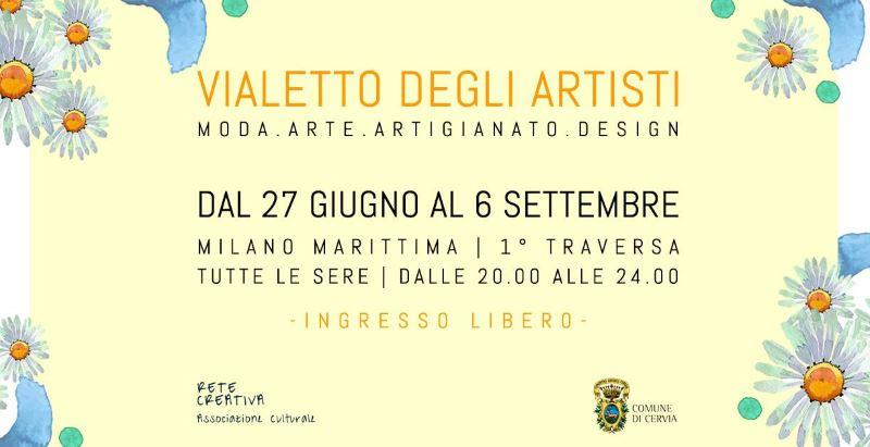 Vialetto degli Artisti, edizione 2020
