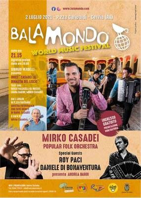 Balamondo, locandina