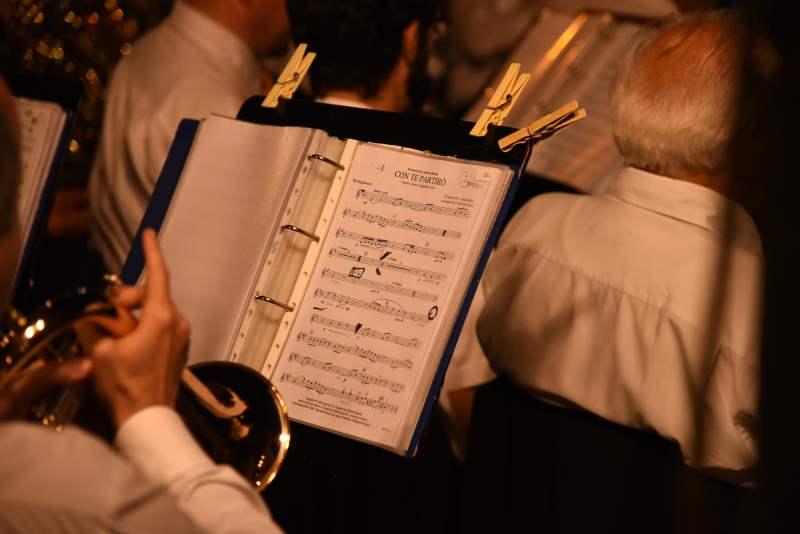 Banda Città di Cervia, orchestrali