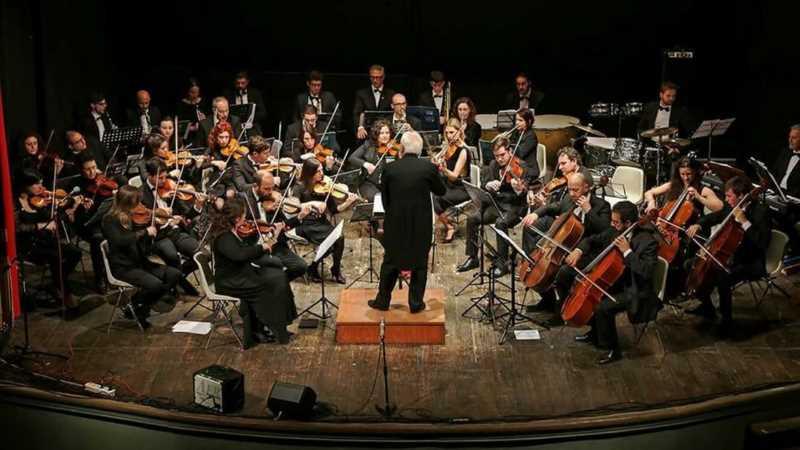 Grande Orchestra Città di Cervia, Teatro Comunale