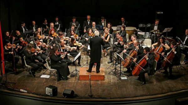 Grande Orchestra di Cervia, teatro