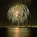 Notte di San Lorenzo, fuochi - foto Elio  Mazza