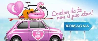 Pink Night in Cervia, Pink Week