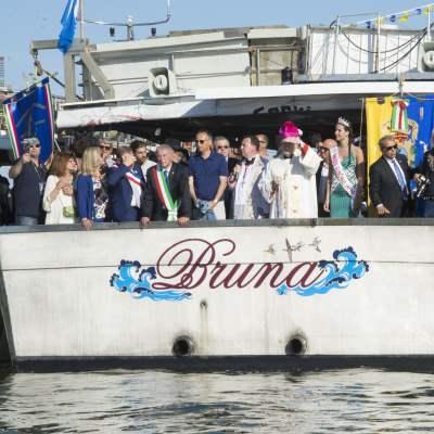 Autoritäten auf dem Boot
