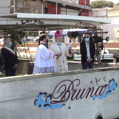 Sea Wedding, blessing of the Adriatic Sea