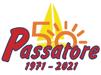 Passatore 50, logo