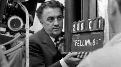 Artisti fra cielo e terra, mostra Fellini 8 1/2 - Ph. Archivio ARTEVENTO